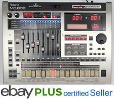 Roland MC-808 Sampling Groovebox RAM-Exp + CF-Card Top-Zustand + GEWÄHR