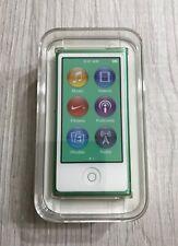 APPLE iPod Nano 7 GEN 7G 16 GB LETTORE MP3 TOUCH SCREEN VIDEO FOTO NUOVO SEALED