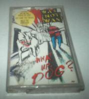 Was (Not Was) - What Up, Dog? - Cassette - SEALED