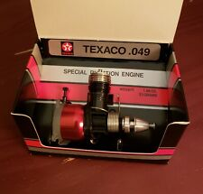 Cox .049 Texaco Engine No.4506