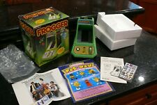 COLECO  FROGGER Vintage Electronic Handheld Tabletop Arcade Video game ✨NEW✨