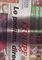 journal l'equipe - sydney 2000 supplement 16pages  au No du 27 septembre 2000