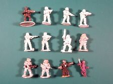 CITADEL / RAL PARTHA / DENIZEN / HP 89-90 : 12 figurines Science Fiction