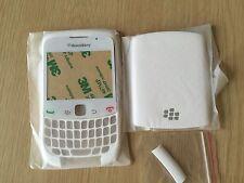 NEW - Blackberry Curve 9300 9330 Housing Fascia 4 PCS - Black/Blue/Pink/White