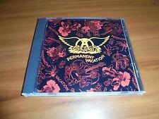 Permanent Vacation by Aerosmith (CD, Mar-1987, Geffen) Used ORG US Press