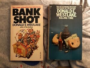Westlake lot: Bank Shot , Killing Time