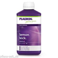 1000ml Plagron Lemon Kick pH + Regulator pH Wert Grow Indoor Anzucht Steckling
