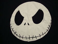 Disney Tim Burton's The Nightmare Before Christmas Jack Skellington T Shirt S