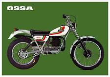 OSSA Poster 350 310 MAR Plonker 1975 1976 1977 1978 Trials Suitable to Frame