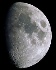 Moon Outer Space NASA Astronomy 11 x 14 Poster Photo Picture Photograph