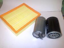 Air Filter Spark Plugs 2002-2004 150BHP Audi A4 2.0 FSI Petrol Service Kit Oil