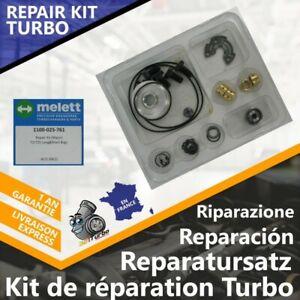 Repair Kit Turbo réparation Peugeot 605 2L 2.0 TCT 150 465439 TB2567 Melett