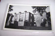 Rare Vintage RPPC Real Photo Postcard Kodak 1930-1950s Patapsco Maryland Ruins