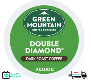 Green Mountain Double Diamond Keurig Coffee K-cups YOU PICK THE SIZE