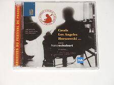 Pablo Casals - Cello - Victoria De Los Angeles - Soprano - SCHUBERT 1953 & 1959