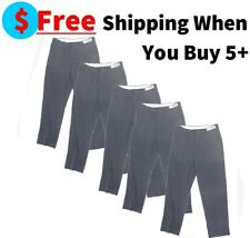 Used Charcoal Gray Uniform Work Pants Cintas, Unifirst, Dickies, Redkap ect