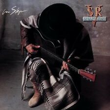 In Step - Stevie Ray & Double Trouble Vaughan (1999, CD NUOVO) Remastered