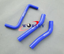 For Honda TRX450R TRX450 2006-2009 06 07 08 09 silicone radiator hose BLUE