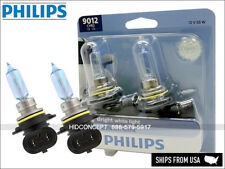 Philips Crystal Vision Ultra 9012 4000K 9012CVB2 HIR2 Upgrade Bulbs (Pack of 2)