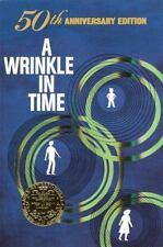 A Wrinkle in Time: 50th Anniversary Edition (Hardback or Cased Book)
