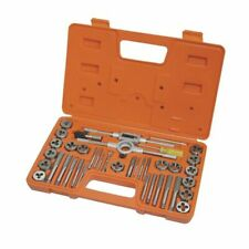 Frost 394098026 UNC/UNF Tap and Die Set 40 piece - Carbon Steel
