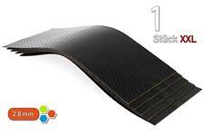 1 Bitumenmatte 500 x 200 x 2,8mm Antidröhn / FG: 5kg/m² / SCHALLDÄMPFUNG -BX2807