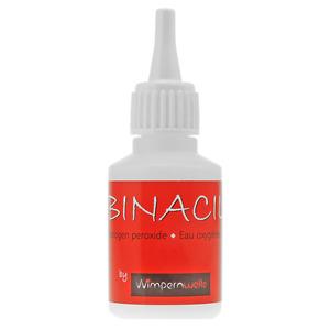 BINACIL Hydrogen Peroxide Creme Developer 50 ml for Eyelash / Eyebrow Tinting