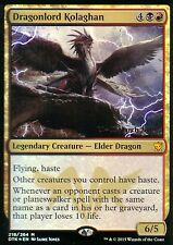 Dragonlord Kolaghan FOIL | NM | Prerelease Promo | Magic MTG