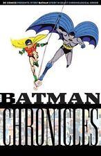 The Batman Chronicles Vol. 4 (2007 PB) Det. Comics #51-56, Batman #6-7