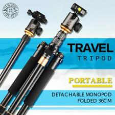 Professional DSLR SLR Camera Tripod & Ball Head Travel Monopod Flexible Stand SL