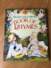 Dean's Gold Medal Book of Rhymes No.2 Published 1975