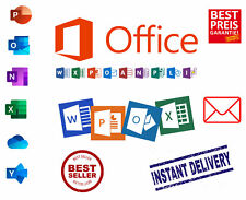 Microsoft Office 365 Pro Plus 2019 LIFETIME ACCOUNT 5 Devices🔥(30 SEC DELIVERY)