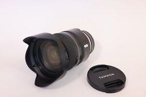 Tamron SP 24-70mm F2.8 Di VC USD G2 for Canon EF