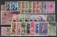 FRANCOBOLLI - 1937 BELGIO Z/9322