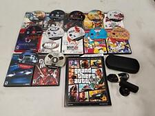 Lot of USED Sony Playstation PSP, PS2, PS3, PS4 Games & Accessories!