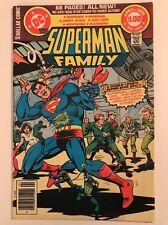 Old High Grade D.C. Comic The Superman Family #194 (Mar-Apr 1979, Dc)