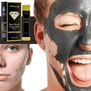 Face Mask Rich Magnetic Pore Cleansing Removes Skin Black Control Cleaning UK