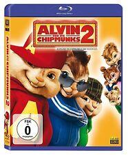 ALVIN UND DIE CHIPMUNKS 2 (Blu-ray Disc) NEU+OVP mit Vermietrecht