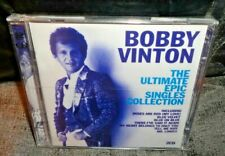 Bobby Vinton The Ultimate Epic Singles Collection (CD, 2013 2-Disc) NEW & SEALED