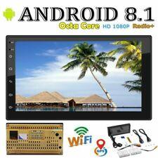 """7"""" 2 DIN Android 8.1 Autoradio Bluetooth GPS Navi Car Lecteur MP5 Écran Tactile"""