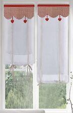 2 PANNELLI tende tenda regolabili cm 60x230  linea oro Wendy