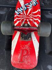 Australia Penny Board Nickel Deck Christian Hosoi Complete Rare