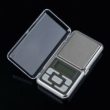 Stainless steel 500g 0.1g Digital Electronic LCD Jewelry Pocket Weight Scale LQ