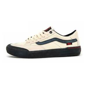 """Vans Off the Wall """"Berle Pro"""" Sneakers (Antique/Black) Skate Shoes"""