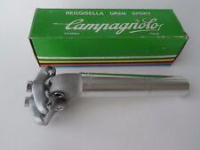 * Nos Vintage 1970 S Campagnolo Gran Sport Breve Lega Reggisella 26.2mm*