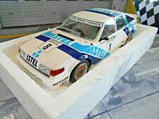 ROVER Vitesse V8 3500 SD1 TT BTCC Istel #8 Harvey RAC 1987 Resin Minichamps 1:18