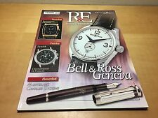 Magazine Magazine MONTRES & STYLOS-PLUMES - N° 20 Décembre 2001 - Bell & Ross