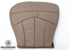 1999 Ford F150 Lariat Flare Step Side -Driver Side Bottom Leather Seat Cover TAN