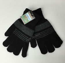 Adult Winter Gloves Knitted Warm Gloves Unisex Winter Thermal Gloves-AU G6305