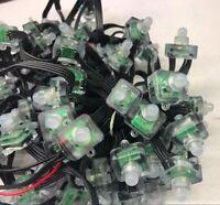100 PureTek® DC12V WS2818 RGB LED Pixels IP68 WS2812B WS2813B WS2813B WS2815B